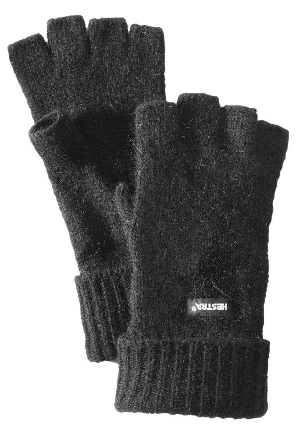 Pancho Half Finger, svart-0