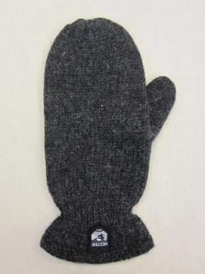 Basic Wool Mitt, koks-154