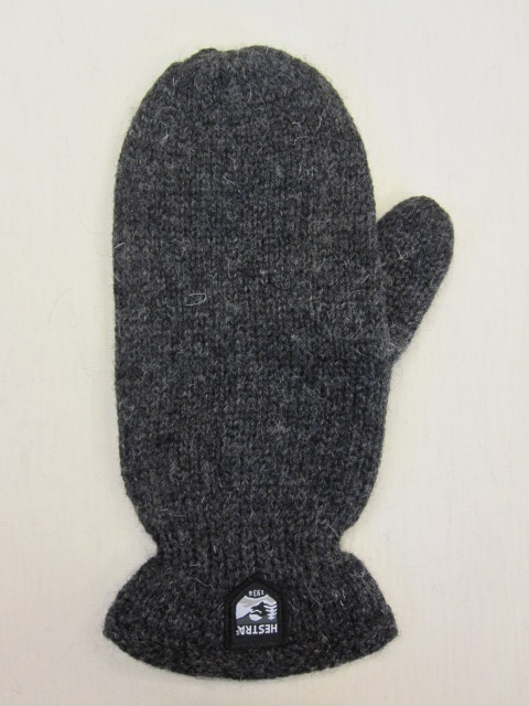 Basic Wool Mitt, koks-154