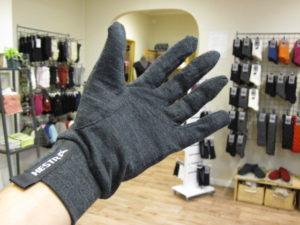 Merino Wool Liner Active, koks-0