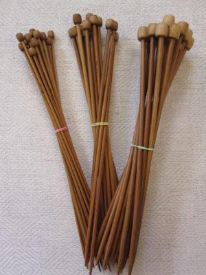 Korta jumperstickor i bambu-0