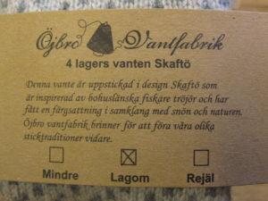 Skaftö Snö Fingervante-2424