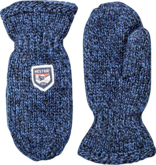 Kids Basic Wool, Blå-0