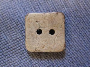 Kokosknapp 15x15 mm-0