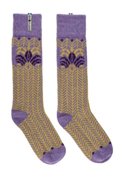 Yllesockan Fager Isa Lavendel-0