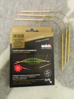 Addi CrasyTrio Bamboo-0