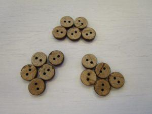 Kokosknappar 10 mm 5-pack-0