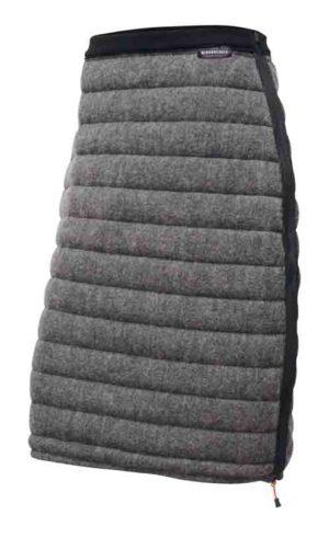 Pulsar skirt WB Grey-0